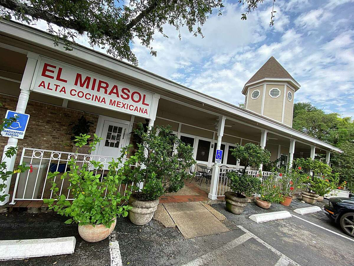 The El Mirasol location on Blanco Road has closed for a new location.