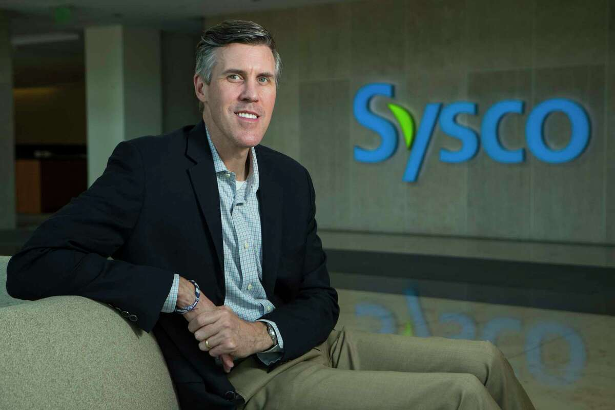 Sysco's new CEO Kevin Hourican has recently taken the helm of the world's largest food distribution company just before the Covid-19 pandemic hit.