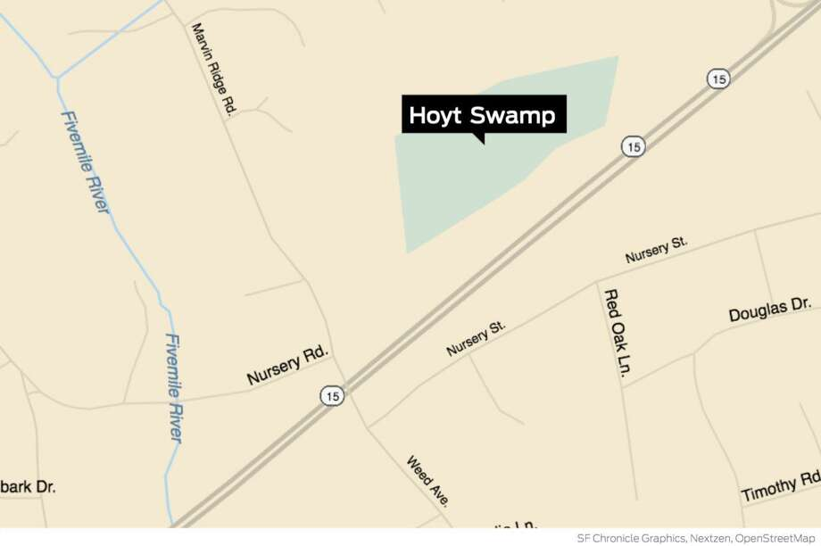 Two mosquitoes trapped in Hoyt Swamp in New Canaan, near the Norwalk line and the Merritt Parkway, have tested positive for West Nile Virus. Photo: John Kovach / Hearst Connecticut Media / New Canaan Advertiser