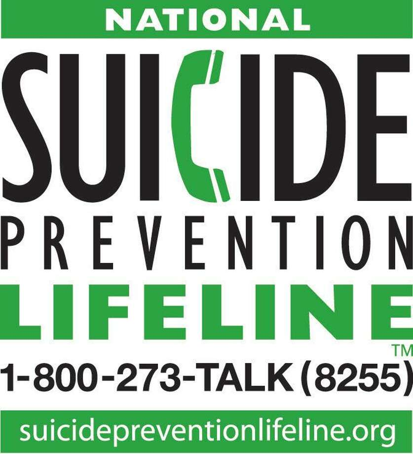 September is Suicide Prevention Month. If you are considering suicide, call the National Suicide Prevention Lifeline. Photo: Courtesy Photo