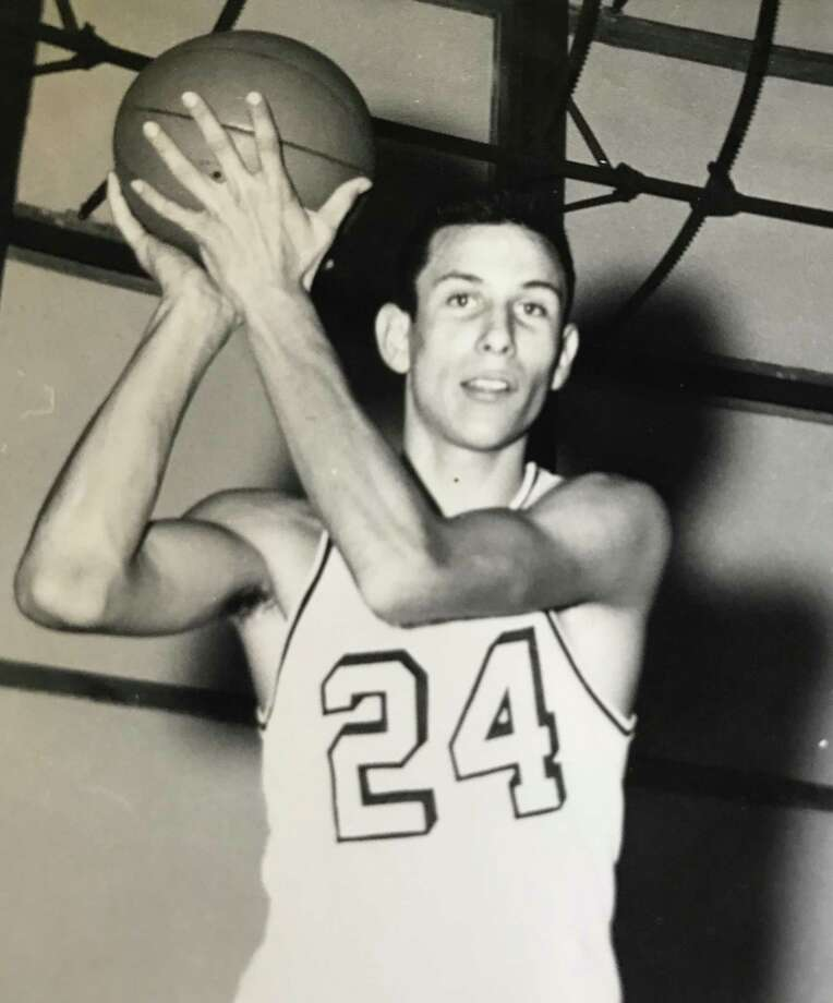 Bennie Lenox starred at Clear Creek High School before enjoying a banner career at Texas A&M, where he scored a Southwest Conference record 53 points in one game. Photo: Submitted Photo