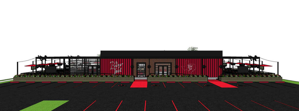 The new location will feature a large, wrap-around outdoor patio, full bar and unlimited parking.