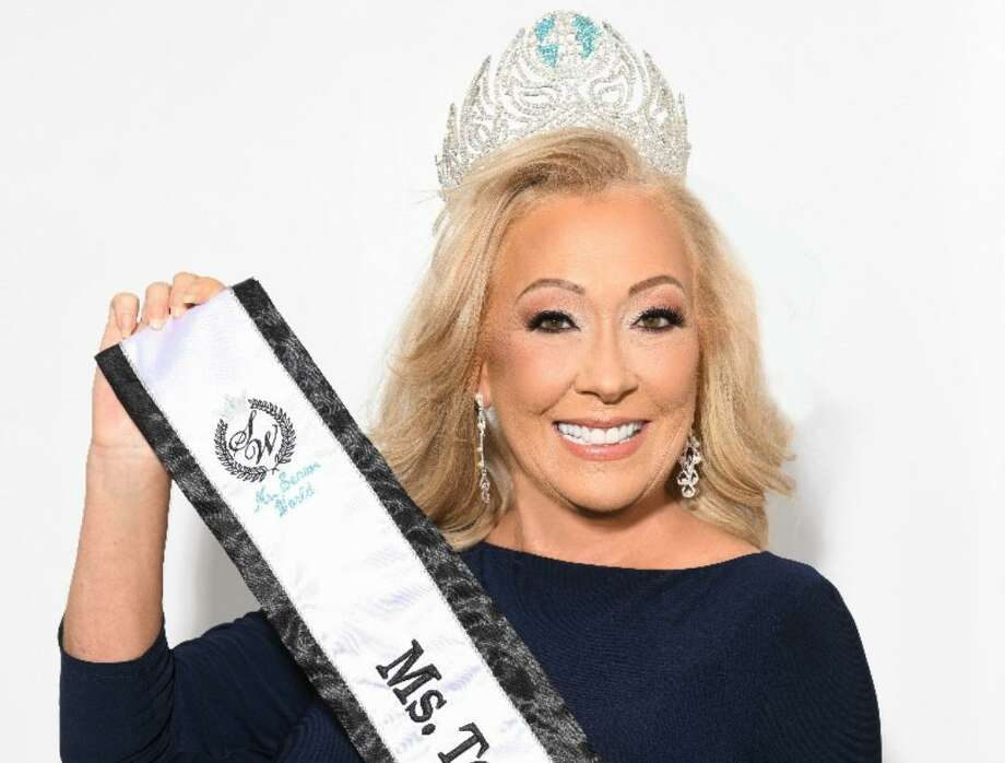 Magnolia resident Charmaine Szostek will represent the Texas Gulf Coast as a participant in the inaugural Ms. Senior World Pageant from Nov. 6-10, 2020 in Biloxi, Mississippi. Photo: Courtesy Of Charmaine Szostek / Submitted