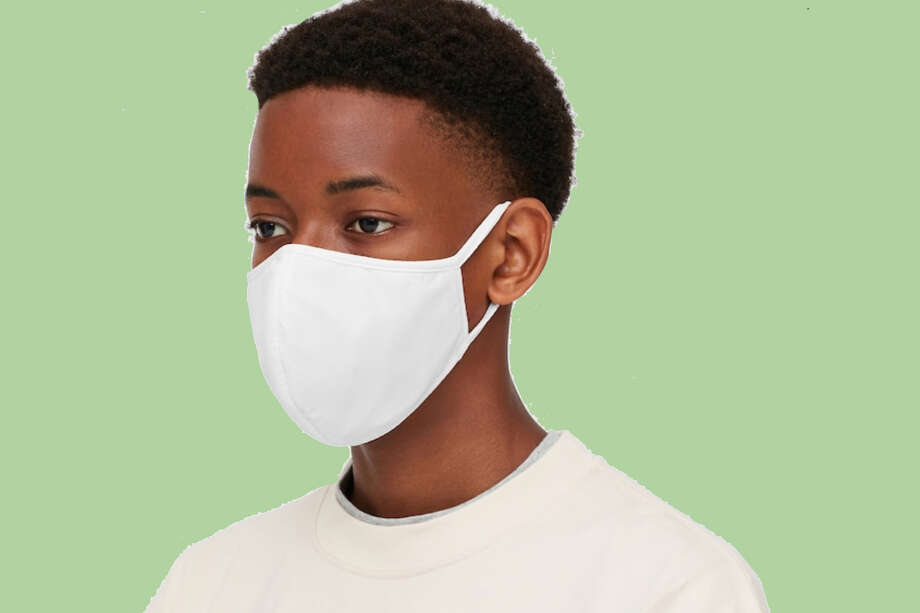 AIRISM FACE MASK (PACK OF 3), $14.90 at Uniqlo Photo: Uniqlo/Hearst Newspapers