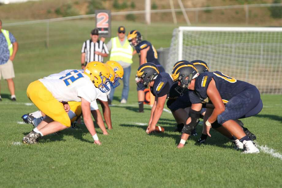 The Michigan High School Athletic Association on Thursday reinstated the football season for the fall. The MHSAA previously postponed the season until the spring of 2021. (News Advocate file photo) Photo: News Advocate File Photo