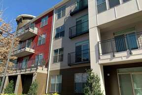 There is currently only a 64 percent occupancy rate at the renovated Boardwalk at Town Center Apartments, which sit near The Woodlands Waterway.