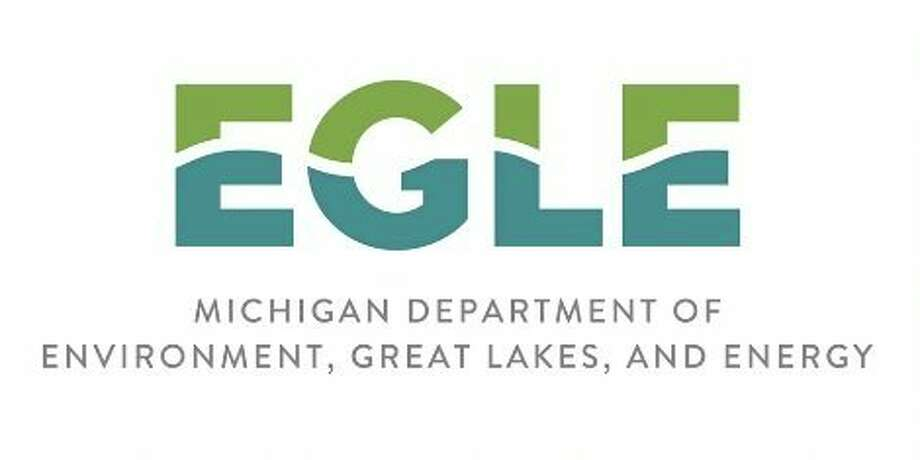 Michigan Department of Environment, Great Lakes, and Energy logo. (Photo provided)