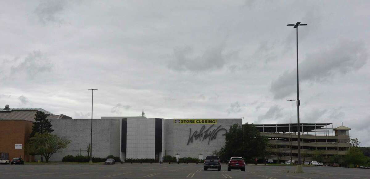 The former Lord & Taylor store at the Danbury Fair mall, Danbury, Conn, as seen, when it was still in business, on Sept. 1, 2020.
