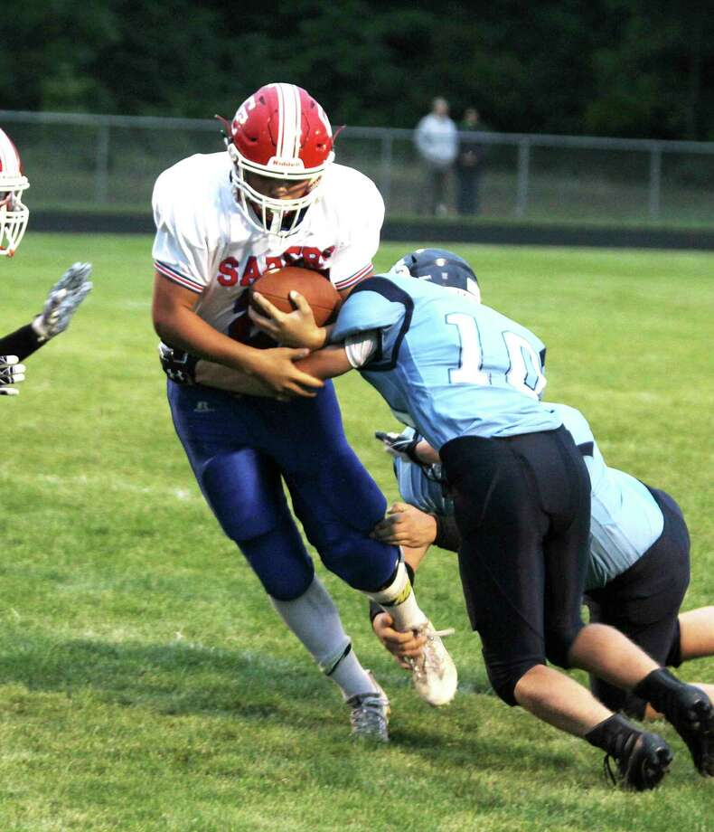 Despite initially postponing the football season to the spring of 2021, the Michigan High School Athletic Association on Thursday reinstated the sport for the fall. (News Advocate file photo)