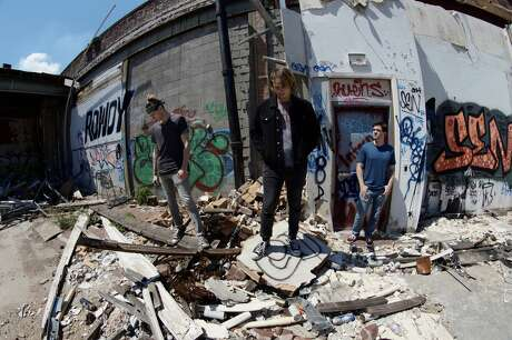 Houston rock band 3 Exits to Hattiesburg
