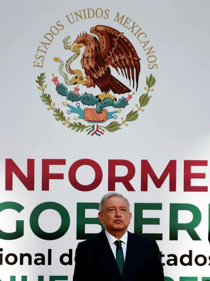 López Photo: ALFREDO ESTRELLA /AFP Via Getty Images / AFP or licensors