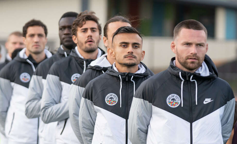 The Oakland Roots will reportedly move from the third division National Independent Soccer Association into the second division USL Championship next year. Photo: Courtesy Oakland Roots