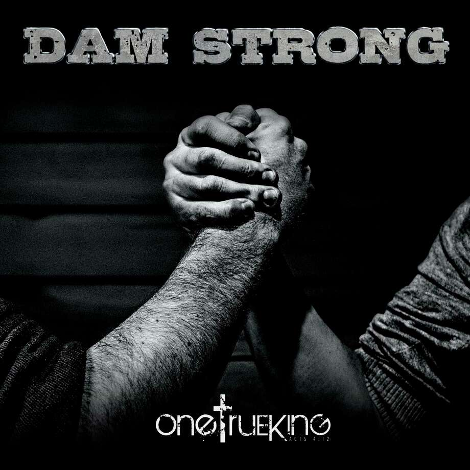 """Proceeds from the sale of local band One True King's song """"Dam Strong"""" will go to the Village of Sanford to help with rebuilding efforts."""