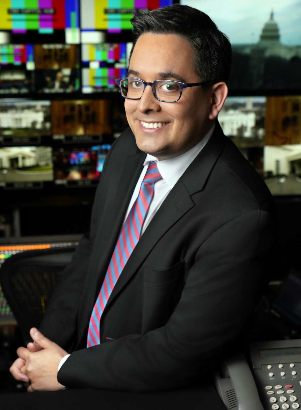 WASHINGTON - MARCH 6: Ed O'Keefe CBS News Political Correspondent (Photo by Chris Usher/CBS via Getty Images)