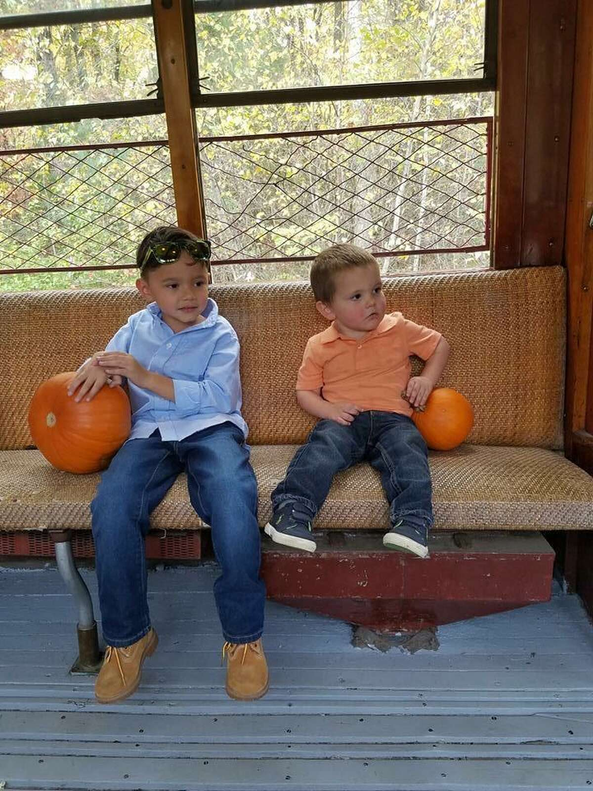 Connecticut Trolley Museum in East Windsor will once again be hosting its Pumpkin Patch Trolley, beginning Sept. 24.