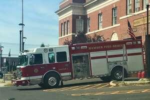 The Hamden Fire Department on Whitney Avenue