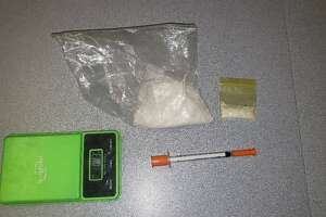 Following a traffic stop on Friday, Sept. 4, Vidor police reportedly found 42.5 grams of meth in the vehicle.