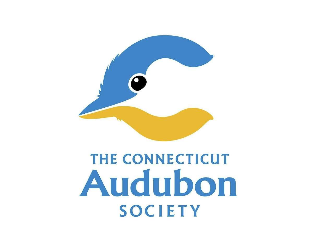 The logo for the Connecticut Audubon Society.