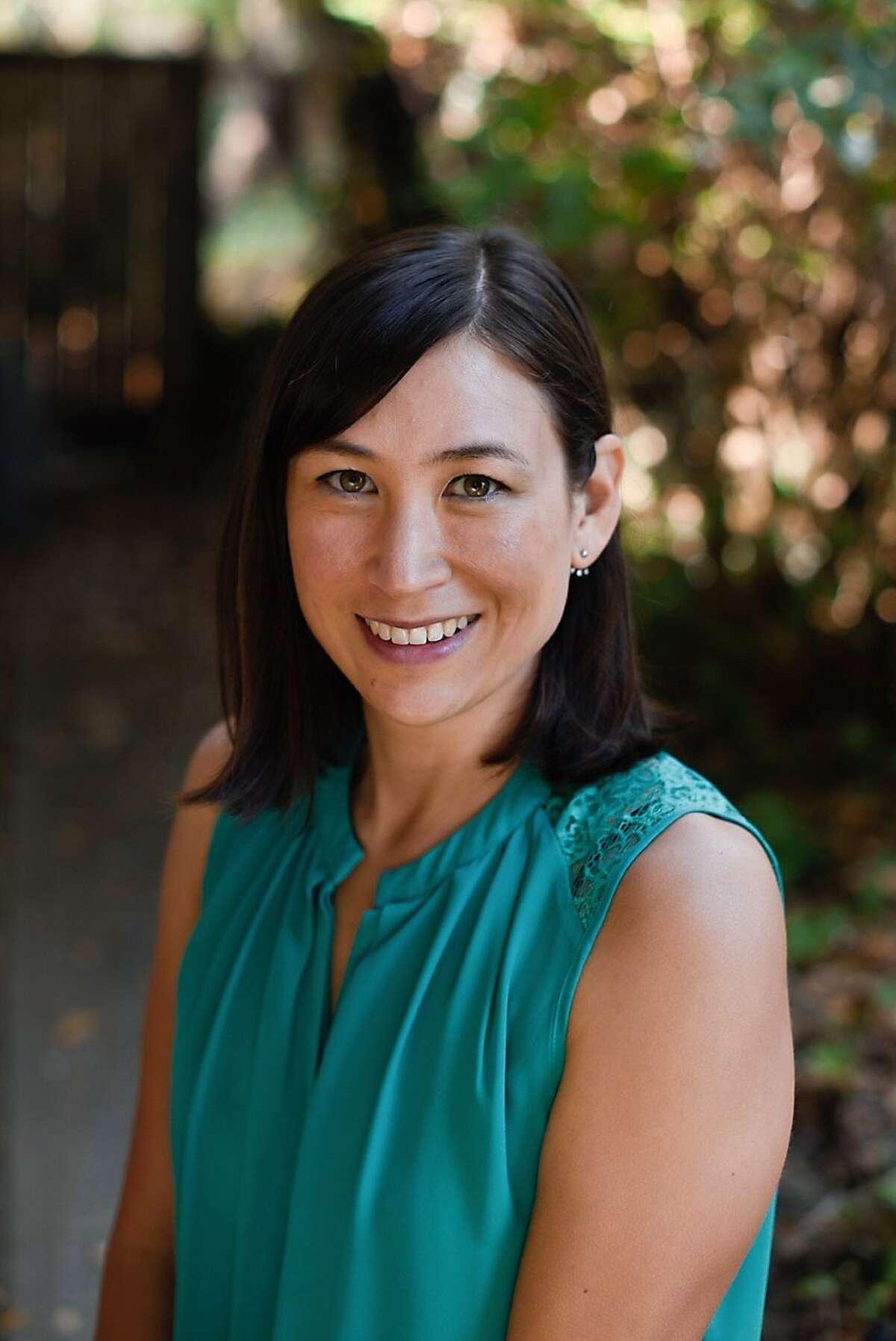 Writer Hannah Michell