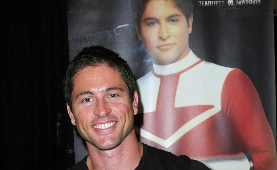 Jason Faunt, who played the Red Time Force Ranger, will attend a Power Rangers watch party in Schertz. Photo: Albert L. Ortega /WireImage / 2012 Albert L. Ortega