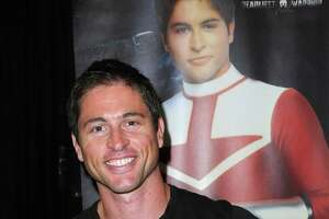 Jason Faunt, who played the Red Time Force Ranger, will attend a Power Rangers watch party in Schertz.