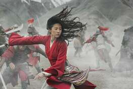 "Yifei Liu as the title character in ""Mulan."" MUST CREDIT: Jasin Boland/Walt Disney Studios Motion Pictures"