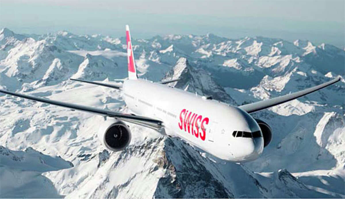 Swiss International is back at SFO with 777-300ER flights to Zurich.