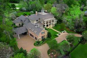 The No. 10 most expensive home sold in July can be found in The Woodlands at 19 Sterling Dale Place.