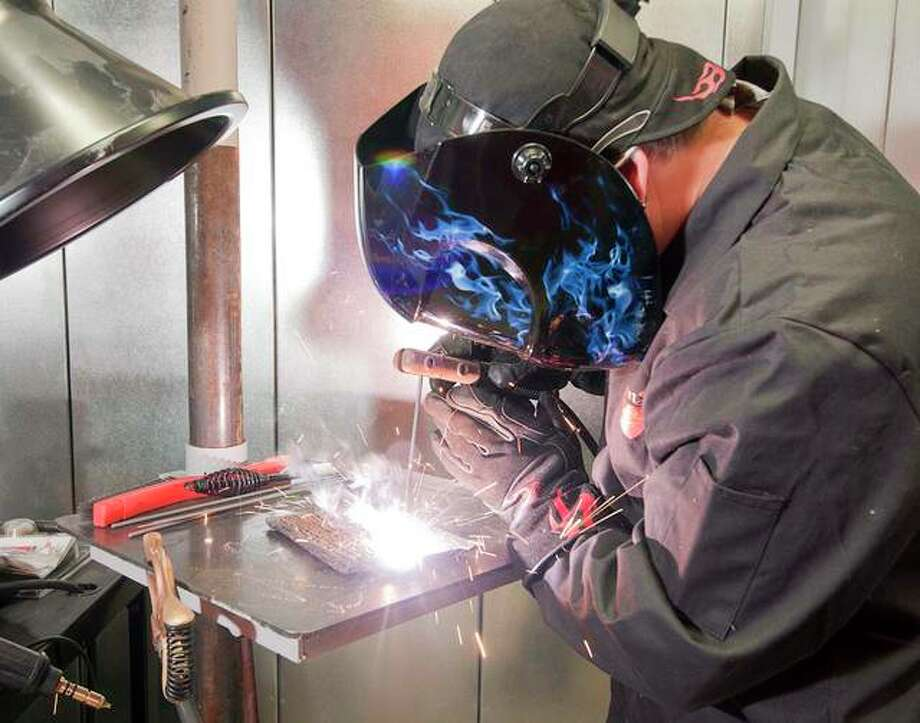 Students can now earn multiple welding certificates and an Associate of Applied Science in Welding locally. Photo: Submitted