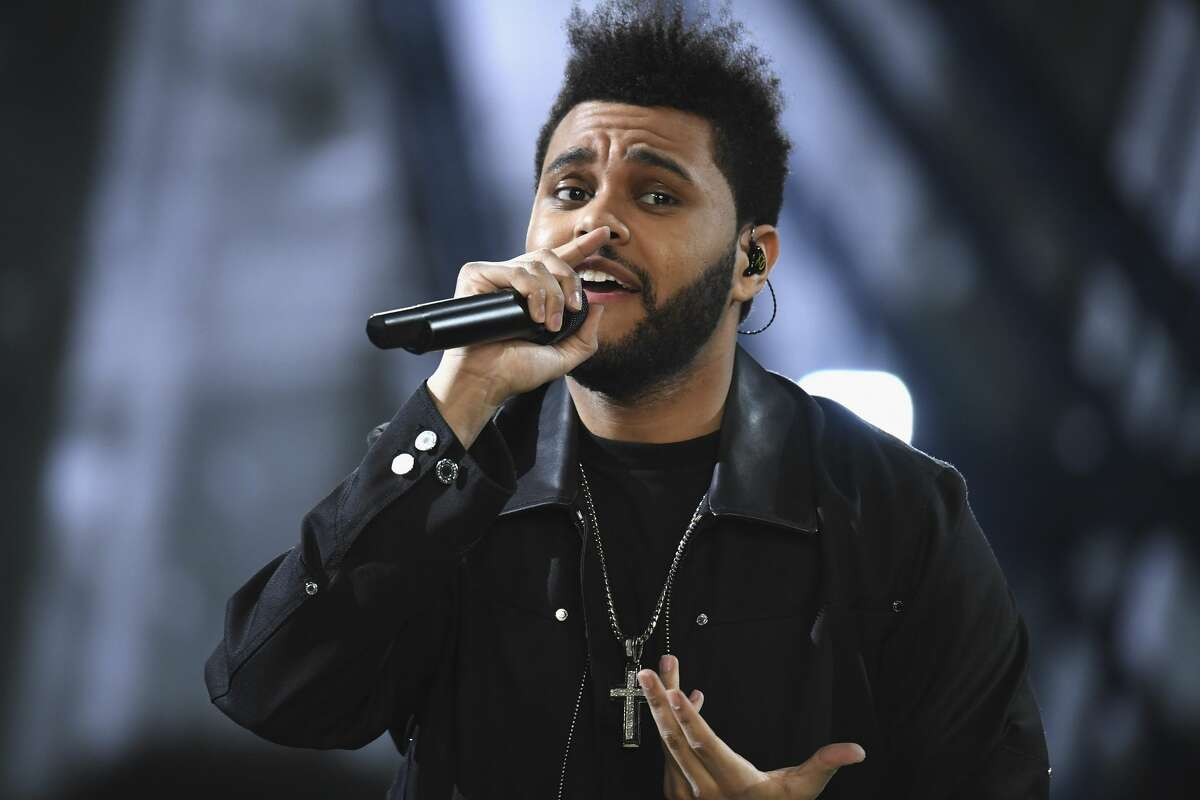 The Weeknd: Aug. 18, 2021 at AT&T Center