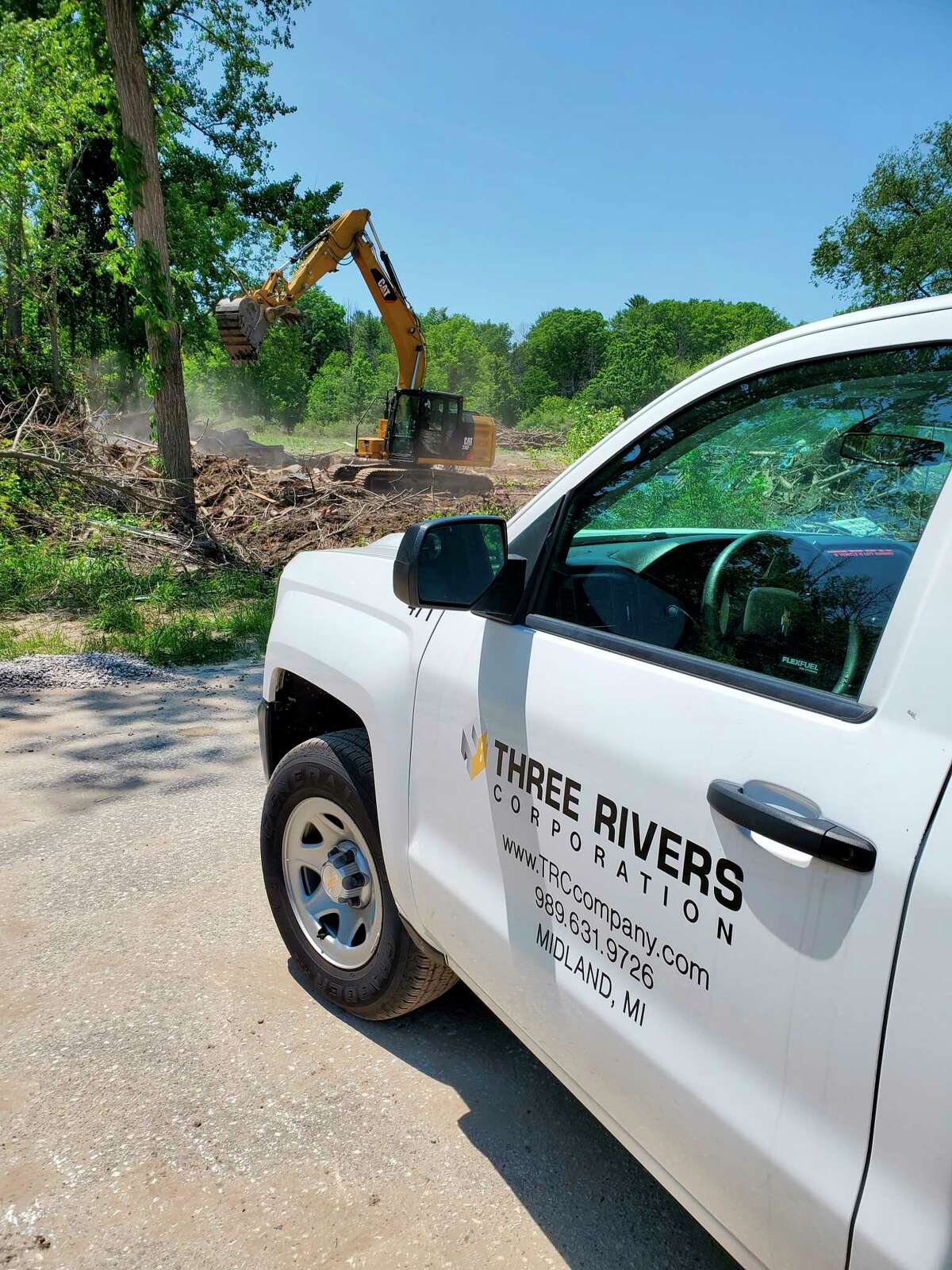 Chris Moultrup is director of business development at Three Rivers Corporation. (Photo provided)