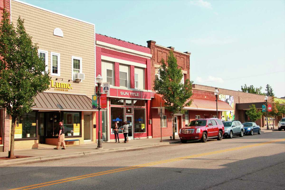 Though not all 94 businesses received funds from the restart program,Mecosta County Development Corporation President Jim Sandysaid they received assistance through other federal or state funding or support, such aspaycheck protection plans or emergency loan programs. (Pioneer photo/Alicia Jaimes)
