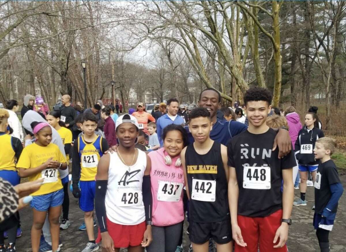 Members of New Haven Age Group Track Club will continue the tradition of running in the Faxon Lax New Haven Road Race. However, they will be running 3.1 miles in Hamden and New Haven on Saturday as COVID-19 forces the Labor Day event to go virtual.