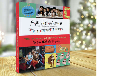 Friends Advent Calendar available for pre-order at Amazon .