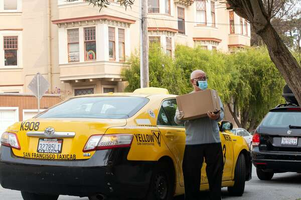 Taxi Drivers We Re Ready To Step In If Uber And Lyft Bail Sfchronicle Com