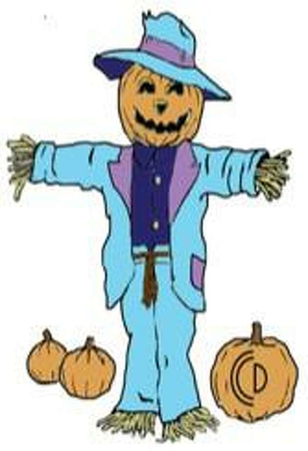 Cromwell Creative District is holding a scarecrow contest this fall. Photo: Contributed Photo