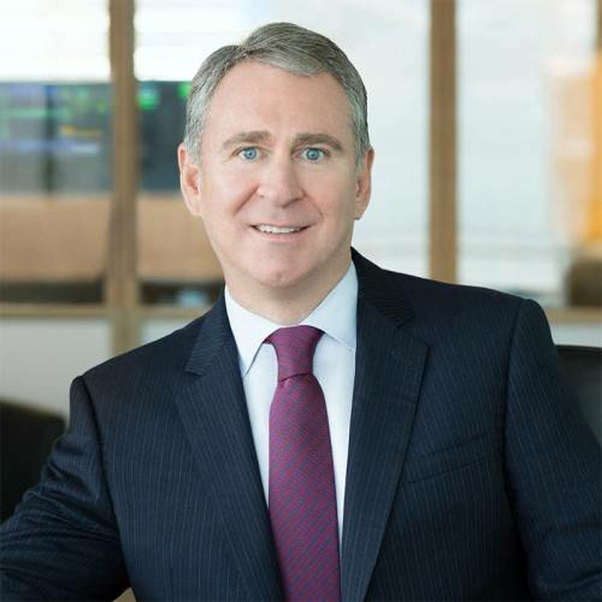 FILE - A photo of Ken Griffin, the richest person in Illinois.