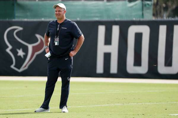 Bill O'Brien, watching a workout last month, says he really likes this team.