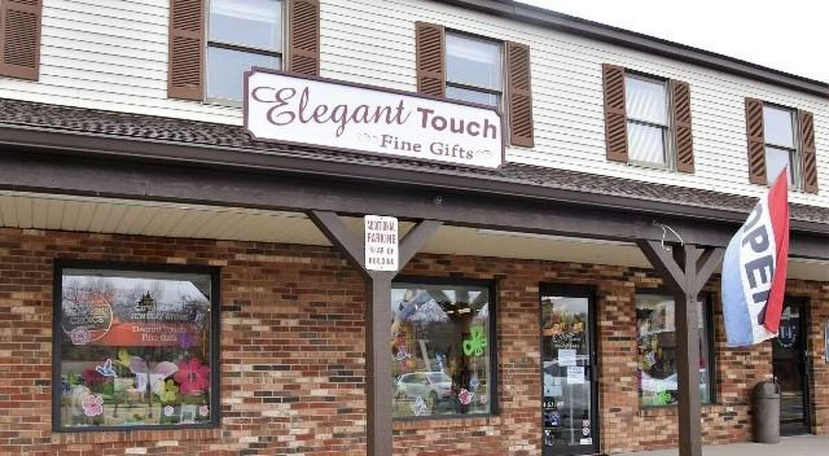 Elegant Touch is a Cheshire gift shop that has been open for 26 years. Officials with the town's Economic Development Commission and the Chamber of Commerce are conducting an online survey seeking ideas on what can be done to help businesses like Elegant Touch recover from the economic downturn brought about by the pandemic.