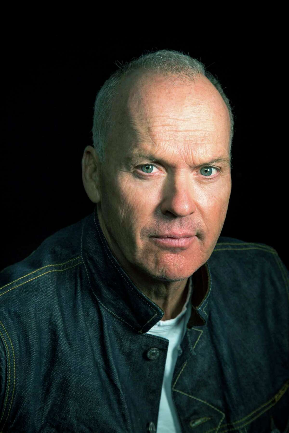 Michael Keaton, who made his name during the A?•80s and A?•90s in both comedy and drama roles, and also of course as Batman, at his home in Los Angeles, Sept. 24, 2014. Keaton, an actor known for mercurial tastes and turning down parts, who seemingly disappeared from the multiplex in recent years, is resurfacing in the dark comedy A?'Birdman or The Unexpected Virtue of Ignorance,A?
