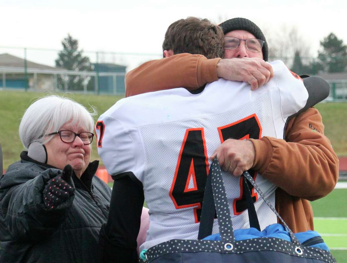 It's difficult to put into words just how much sports mean to high school athletes. (Tribune File Photo)
