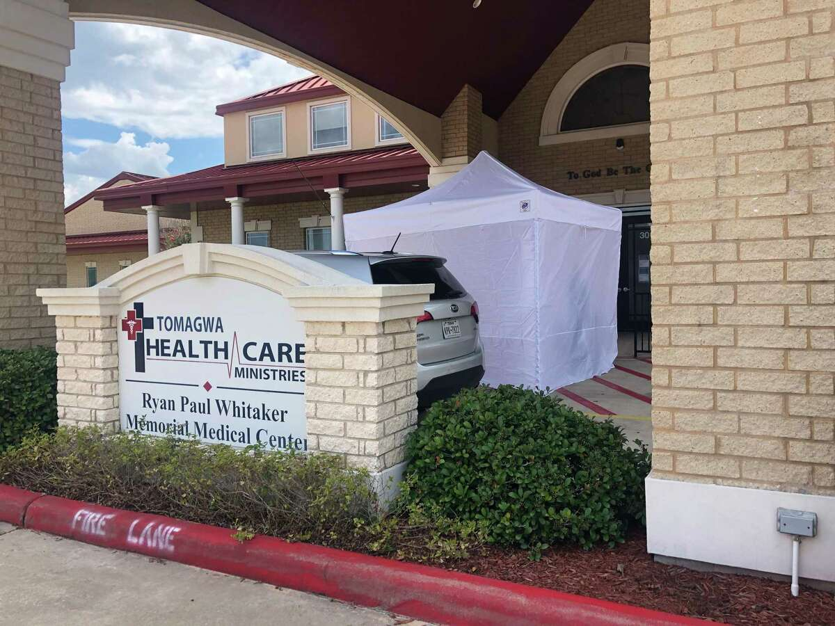 TOMAGWAHealthcare Ministries'operations are still ongoing amid the COVID-19 pandemic.
