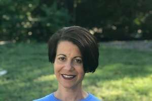 "April Capone, candidate for the 34th state Senate District seat from East Haven, was attacked by a dog while campaigning on Saturday, Sept. 5, 2020. ""While I was out meeting voters in Wallingford, a large, strong, very powerful dog slipped by his owner who had answered the door to speak to me. The dog charged me and bit, hard, resulting in 10 stitches, a broken hand and this cast up to my elbow. I'm a dog lover. I hold no ill-will toward that dog or his owners."""