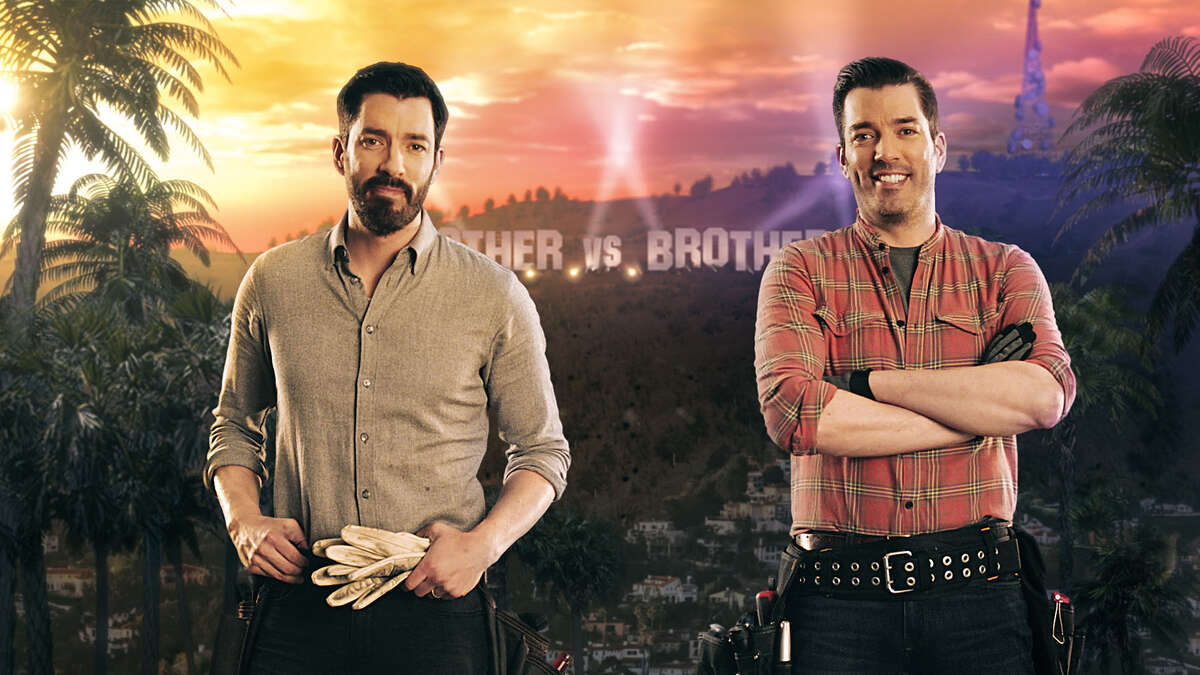 Brother vs. Brother on HGTV.