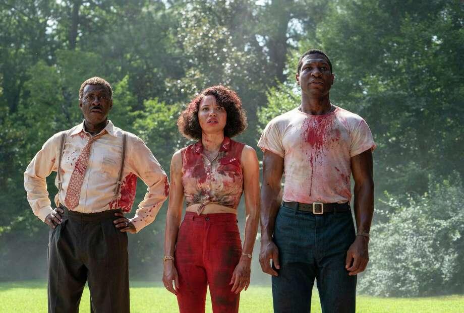 "A scene from ""Lovecraft County."" Photo: Eli Joshua Ade/HBO"