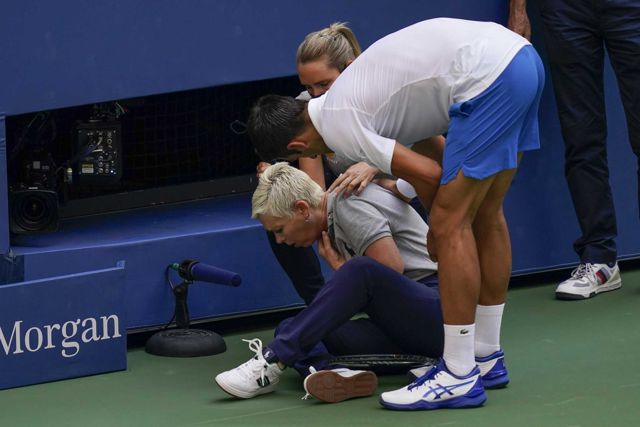 Djokovic Kicked Out Of Tournament For Violation