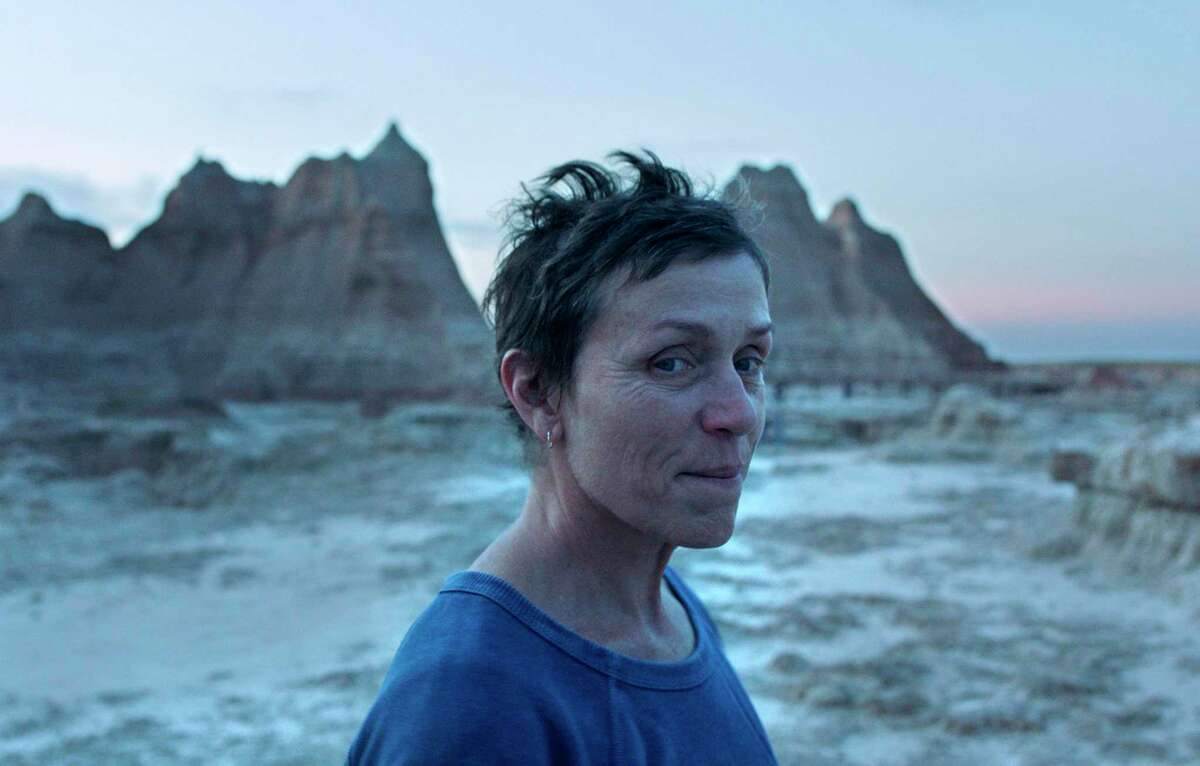 This image released by Searchlight Pictures shows Frances McDormand in a scene from the film