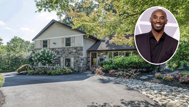 Kobe Bryant's Childhood Home Hits the Market for $900K-Basketball Hoop Included! thumbnail