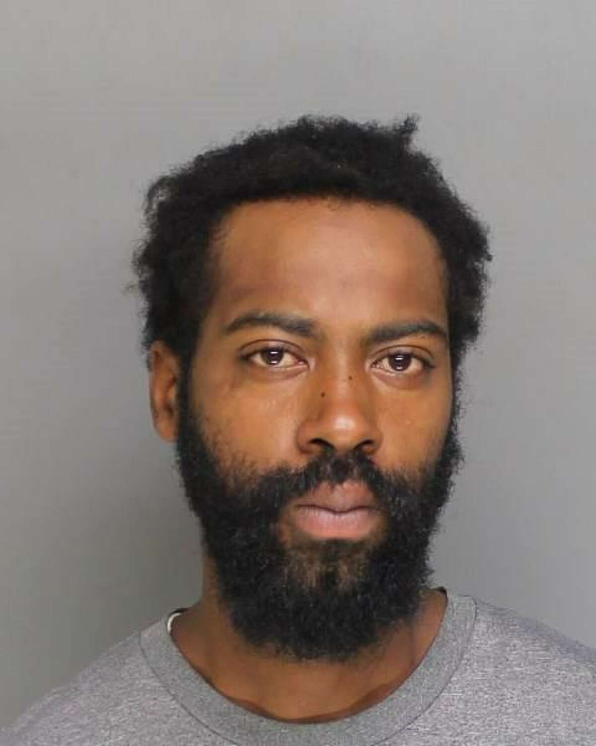 Jerome Pink, 25, of Bridgeport, Conn., was charged with fifth-degree larceny, third-degree robbery and third-degree assault. His bond was set at $10,000.