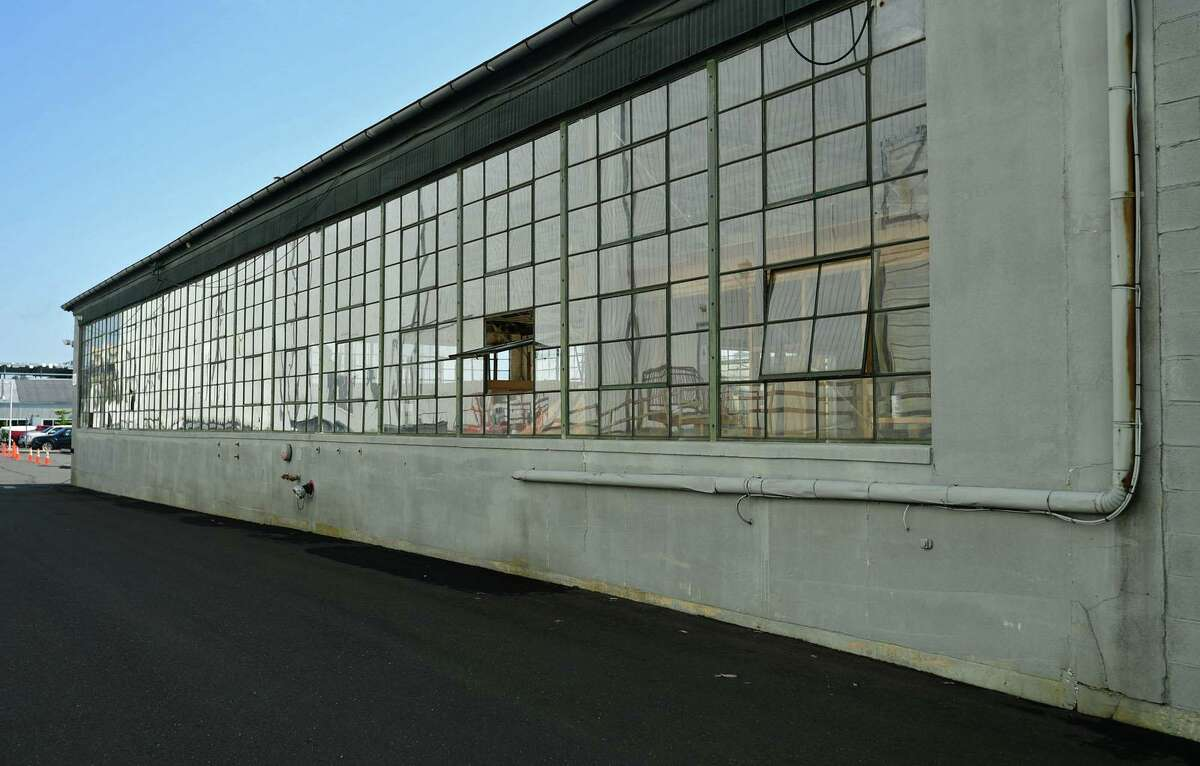 The future location of Go Green Dry Cleaners Friday, September 4, 2020, in Norwalk, Conn. The space is approximately 6,750-square feet.